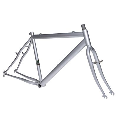 "FRAME MTB-26"" HI TEN -CR-MO  ""SCHAUFF"" with FORK - 21"" ( 52cm)"