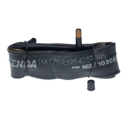 "DĘTKA ""KENDA"" MOLDED 16x1.75-2.125 (47/57-305) A/V-35 mm  - Auto wentyl AV-35 mm / wersja OM"