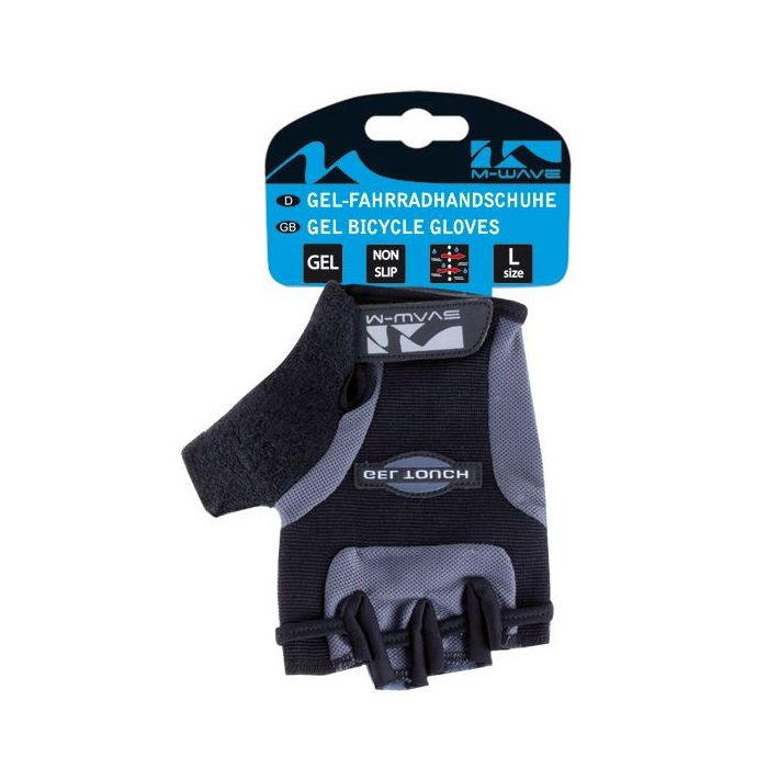 "BICYCLE GLOVES  ""M-WAVE""-GEL"