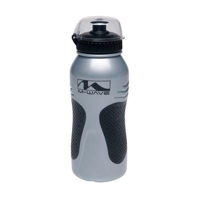 M-Wave Bicycle Sporty tennis  Bidon- 600ml  - Silver / Black