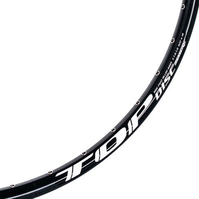 "RIM TOP DISC 28"" ,29"" (622x19) 32 holes, Black colour"