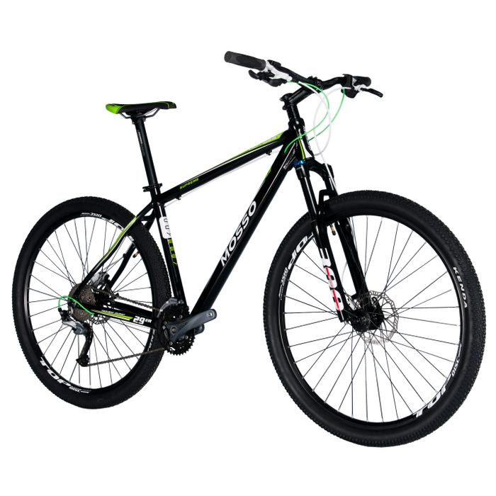 "BICYCLE MTB-29"" MOSSO- 2902 ""ODYSSEY""-SHIMANO ACERA-3x9"