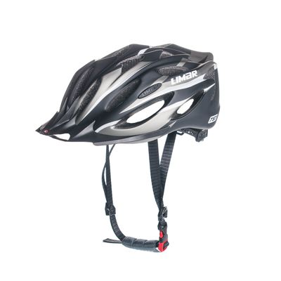 HELMET MTB LIMAR 757 Superlight - XL (59-65 cm) MATT BLACK SILVER