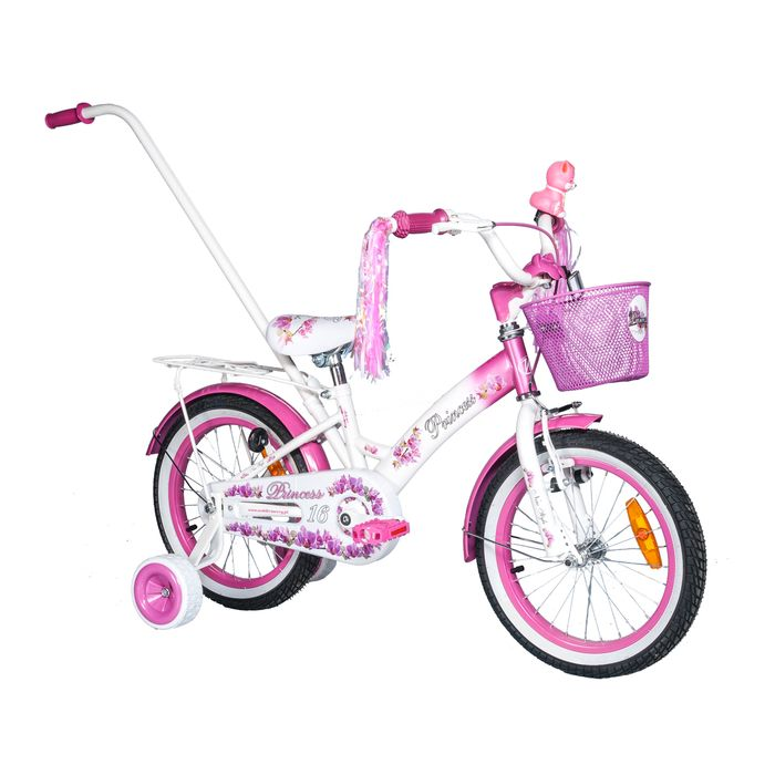 "CHILDREN'S BICYCLE- 16"" PRINCESS"