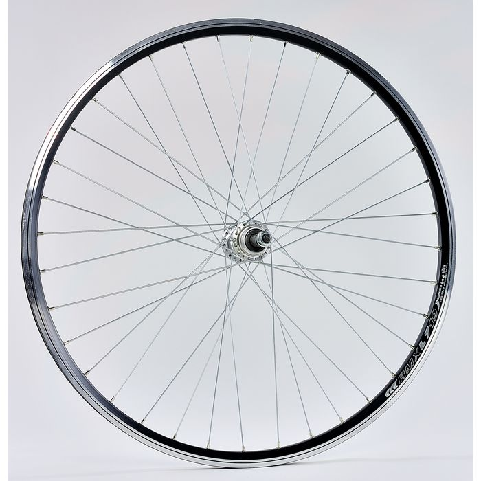 "BACK WHEEL  -26"" RIM  REMERX DRAGON -L 719Black colour -PHUB  JOYTECH- (for freewheel : 6,7 speed)."