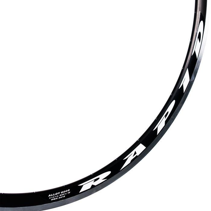 RIM REMERX - RAPID 622 x 15 - 36 holes, Black colour