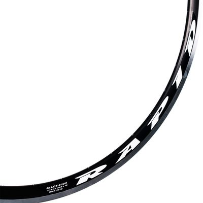 RIM REMERX - RAPID 622 x 15 - 36 holes, Black colour