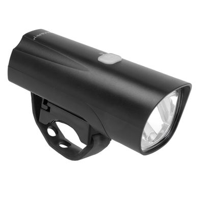 "FRONT  LIGHT  ""TOURING 30""-LED 30 LUX-BLACK"