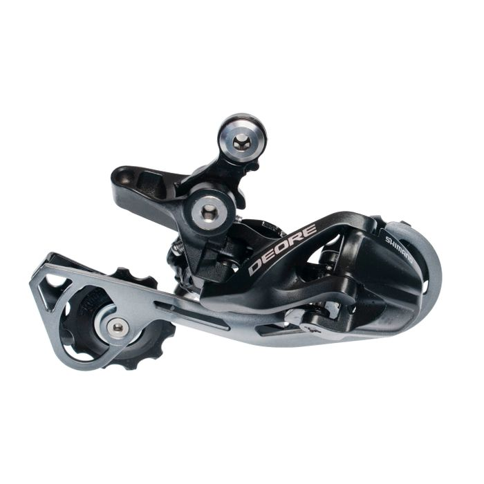 REAR DERAILLEUR SHIMANO DEORE RD-M610 10speed  SGSL Shadow