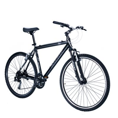 "BICYCLE  28"" CROSS-TX/ALIVIO 3x8-Matt Black - MEN'S"