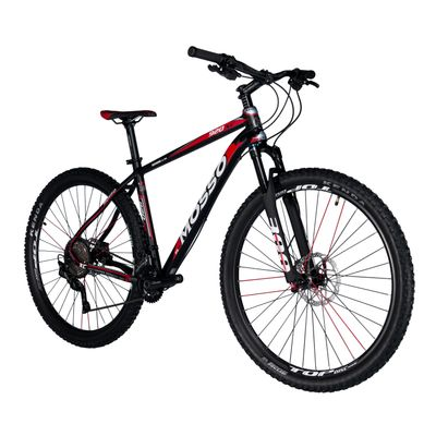 """BICYCLE MTB-29"""" MOSSO 920 XC DEORE 2x10 Col.Red - Frame Size: 19"""""""