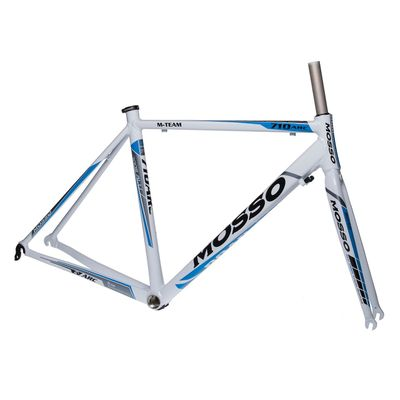FRAME ROAD MOSSO 710ARC with  ALUMINUM FORK   - 520 mm