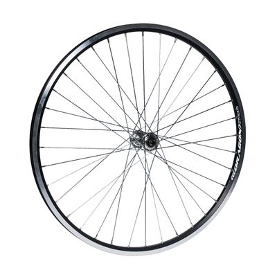 "FRONT WHEEL REMERX DRAGON 26"" HUB  JOYTECH  / 36-holes Black colour"