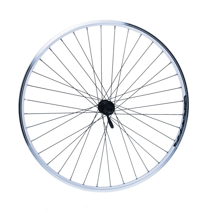 "REAR WHEEL REMERX HIT 28"" HUB SHIMANO HRM70AZLL / 36-holes White colour"