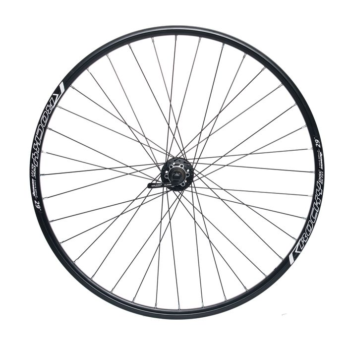 "REAR WHEEL REMERX ROCKY DISC 28""-29"" HUB SHIMANO XT FH-M756 / 36 holes Black"