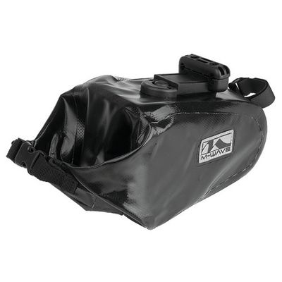 "BAG  UNDER SEAT ""M-WAVE"" ON  CLIP BLACK"