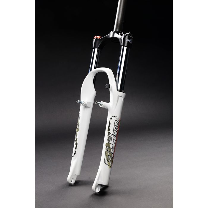"SUSPENSION FORK  26"" RST-GILA PRO TNL-28,6-White-A"
