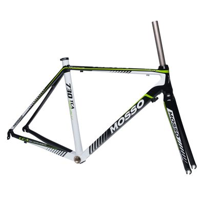 FRAME ROAD  MOSSO 730TCA with CARBON  FORK    - 530mm