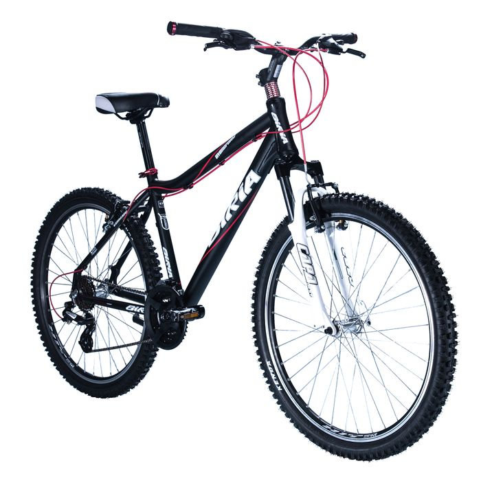 "BICYCLE   MTB-26""BIRIA WCS- UNISEX - SHIMANO TX/ALTUS-3x7 SUSPENSION  RST CAPA T"