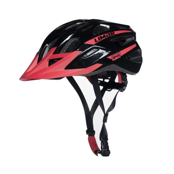 HELMET MTB LIMAR 545 col. Black / Red