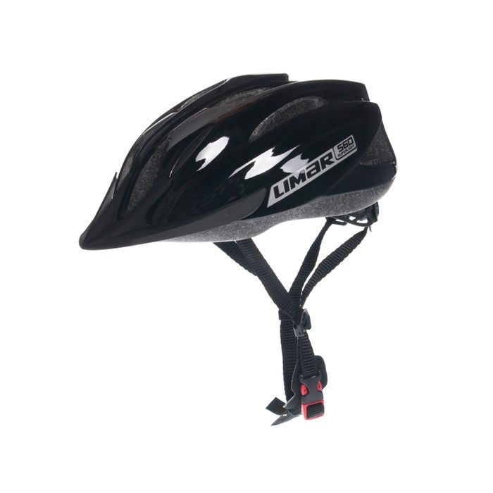 HELMET LIMAR MTB 560 SUPERLIGHT Col. Black / Silver