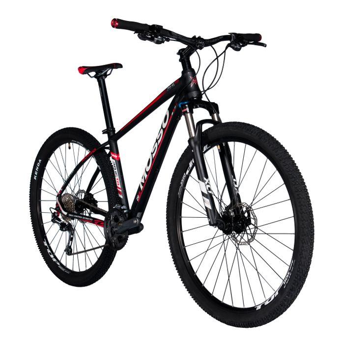 "BICYCLE MTB-29"" MOSSO-2915-ALIVIO-DEORE 3X9"