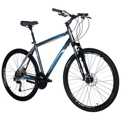 "BICYCLE CROSS MOSSO 770TB3 DEORE/ALIVIO 3X9  - Frame Size: 20"" (50 cm)"