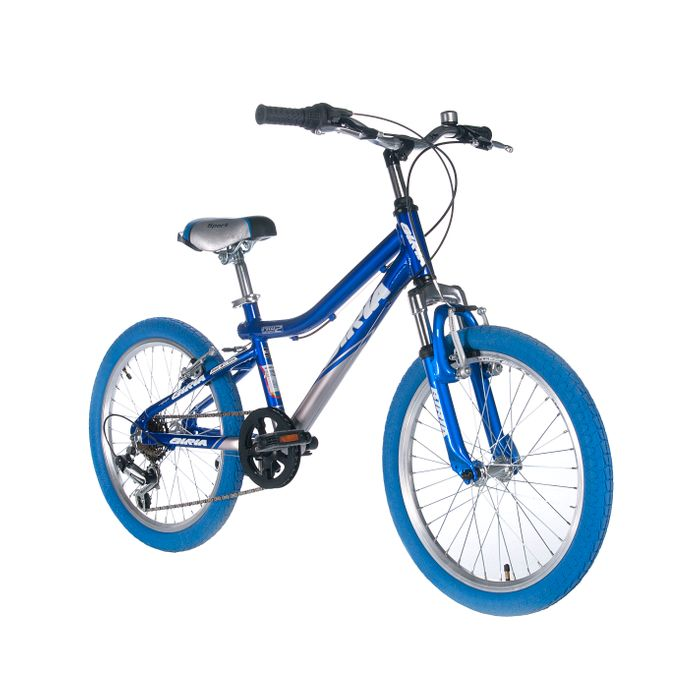 "BICYCLE MTB 20"" ""BIRIA""TX-31-6B.-AMORT. ZOOM"