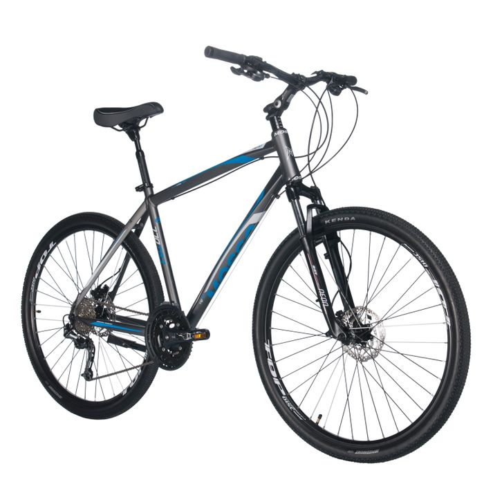 BICYCLE CROSS MOSSO 770TB3 DEORE/ALIVIO 3X9