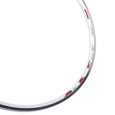 "RIM REMERX - ALCYON -28"" (622 x 14)  White colour - 20 holes"