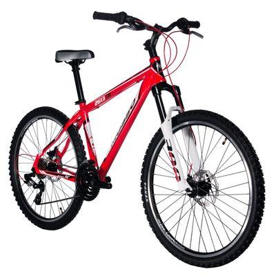"BICYCLE MTB-26"" MOSSO-2613TB-SHIMANO TOURNEY TX-3x7  - Frame Size: 16"""