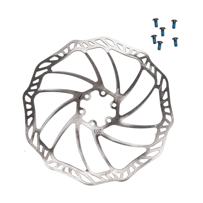 DISC BRAKE PROMAX -203 mm (6 screw mounting)