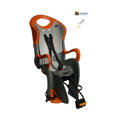 BABY  SEAT FOR SEAT TUBE  BELLELLI - 'TIGER STANDARD'