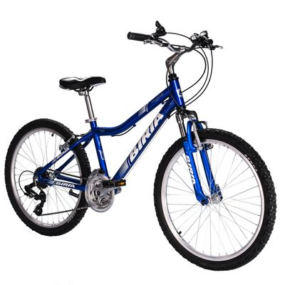 "BICYCLE BIRIA ALU MTB 24""SH/TX-3X7 B. - UNISEX"