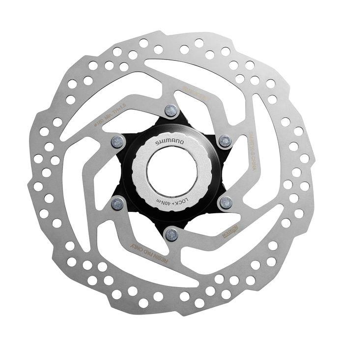 TARCZA HAMULCA 160 mm-CENTER LOCK