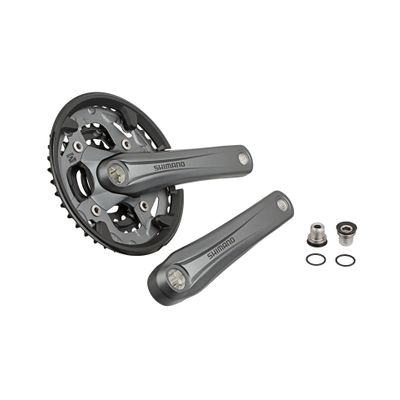 CHAINWHEEL  ALIVIO 4000 40/30/22 -175mm with cover