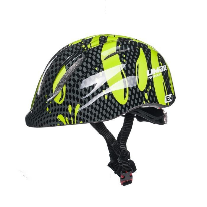 KIDS HELMET  LIMAR 124 Superlight GREEN