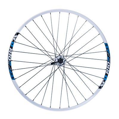 "REAR WHEEL  REMERX  28"" -29""  HUB  NOVATEC  D712SB ""SUPERLIGHT/ 32-hols White colour"