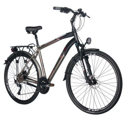 "BICYCLE TREKKING BIRIA SHIMANO ALIVIO-3x9 - Frame Size:  20"" ( 52 cm ) """