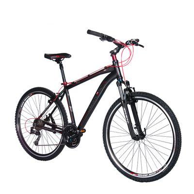 BICYCLE  BIRIA CROSS MEN'S  - ACERA / ALIVIO 3 x 8 Matt Black