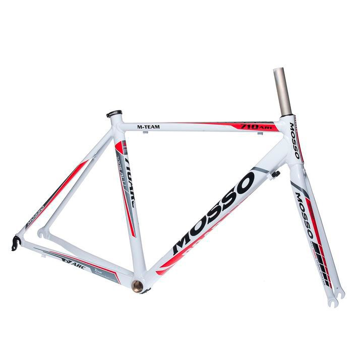 FRAME  ROAD  MOSSO 710ARCwith ALUMINUM FORK