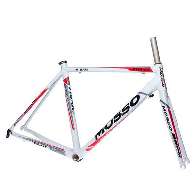 FRAME  ROAD  MOSSO 710ARCwith ALUMINUM FORK  - 520mm