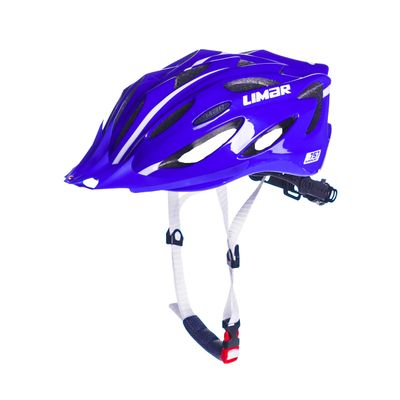 HELMET MTB LIMAR 757 Superlight - L (57-61 cm) BLUE / WHITE
