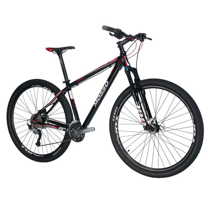 "BICYCLE MTB-29"" MOSSO- 2902 ""ODYSSEY""-SHIMANO ACERA-3x9"
