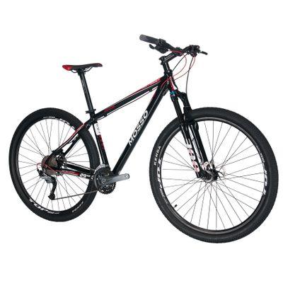 "BICYCLE MTB-29"" MOSSO- 2902 ""ODYSSEY""-SHIMANO ACERA-3x9  - Size: 15''"