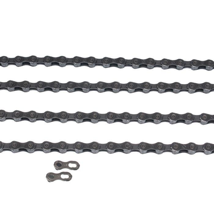 ŁAŃCUCH KMC X10-EPT- 116 ogniw / 10-rzędowy+spinka CL-559R EPT