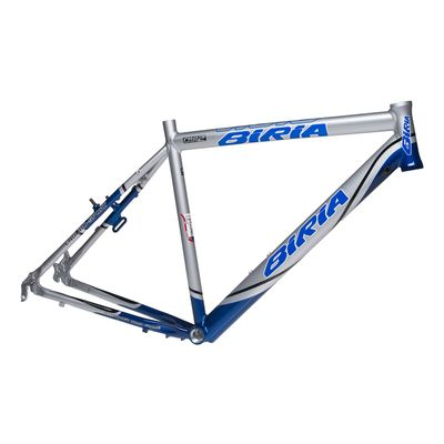 "FRAME 28"" TREKING-BIRIA- MEN' S  20"" Silver/ Blue colour"