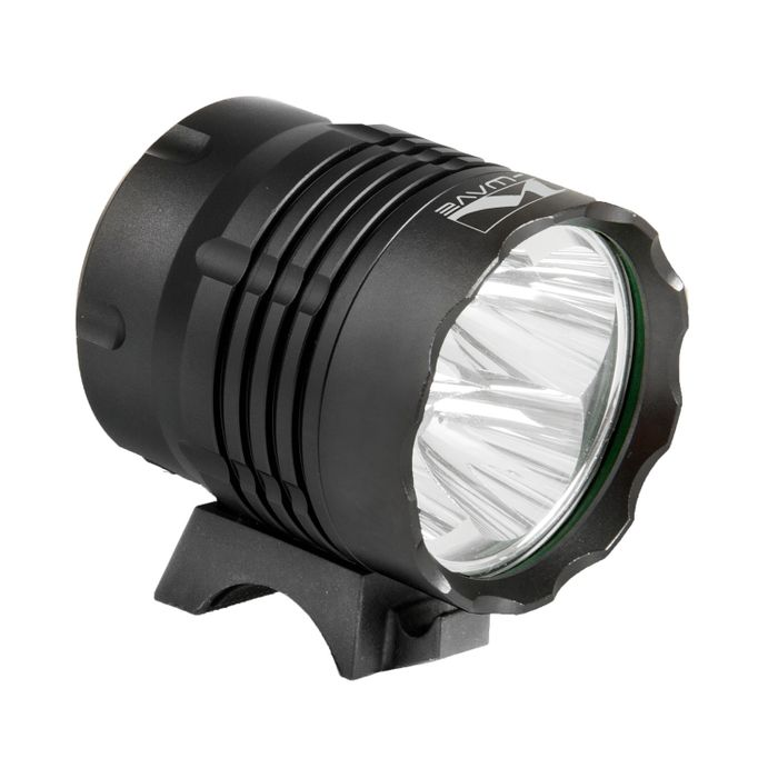 "BATTERY LAMP ""M-WAVE""ULTRA 4500"" -FRONT"
