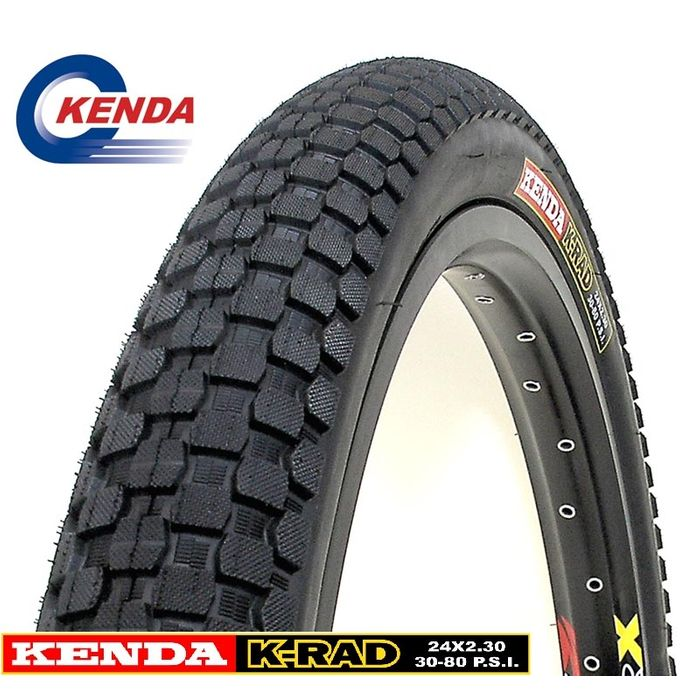 OPONA KENDA 24 X 2,30 K-905 'K-RAD ' 60 TPI + PRC