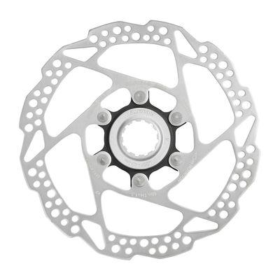 TARCZA HAMULCA SHIMANO SM-RT54 -160 mm 9 (mocowanie Center Lock)  - Kod produktu: SMRT54SI3
